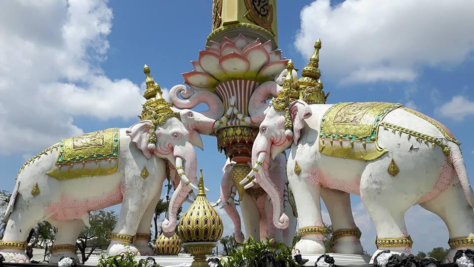 Bangkok - Le Palais Royal