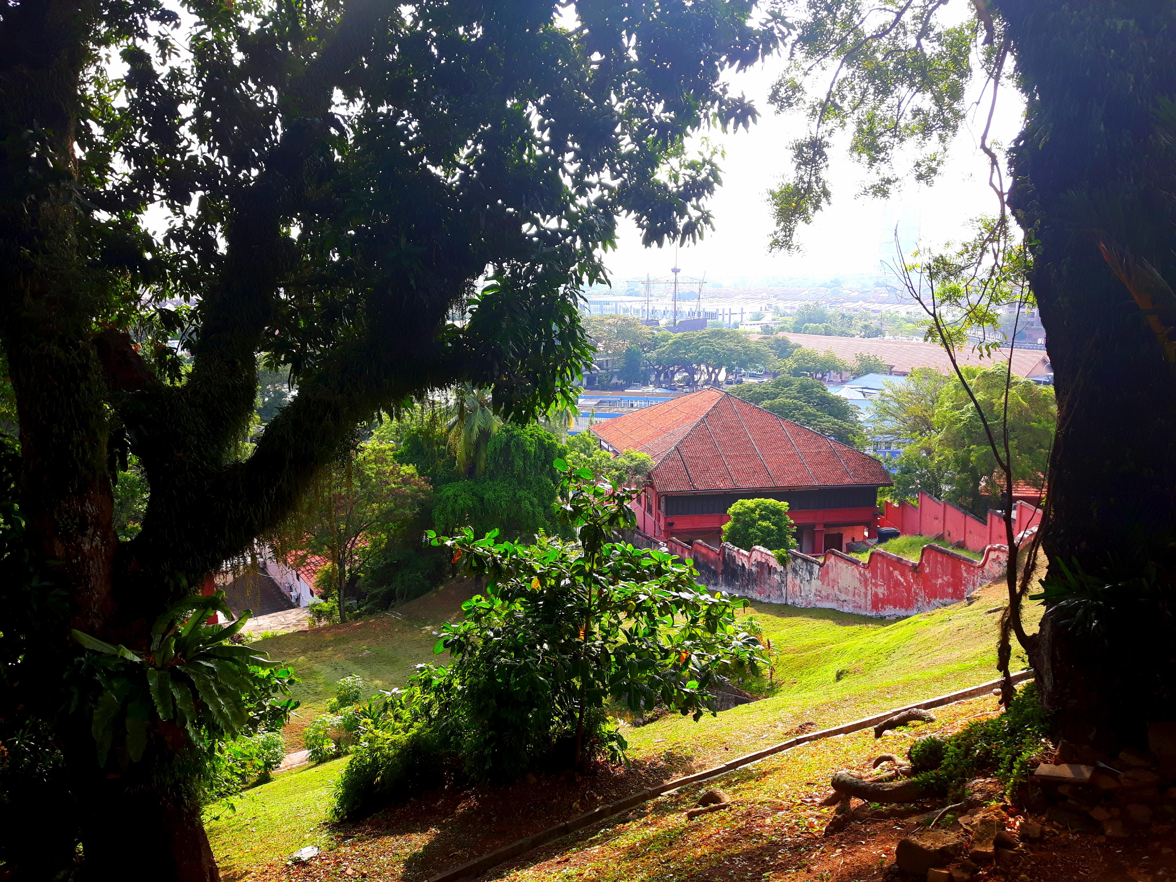 Paysage Malacca