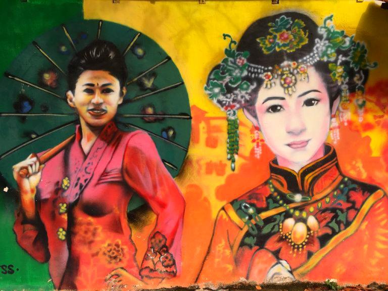 StreetArt Malacca 4
