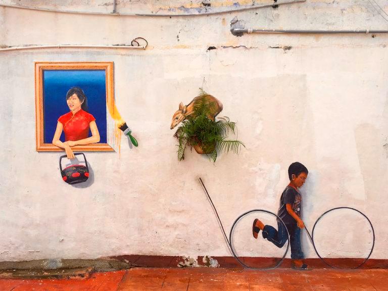 StreetArt Malacca 2