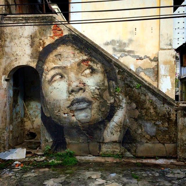 Street art - Women